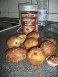 Cappu-Muffins - Rezept