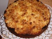 Königlicher Apfelkuchen - Rezept