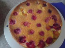 Gestürtzter Pflaumenkuchen - Rezept