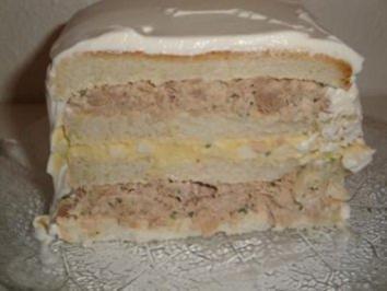 Rezept: Eier-Thon-Cake