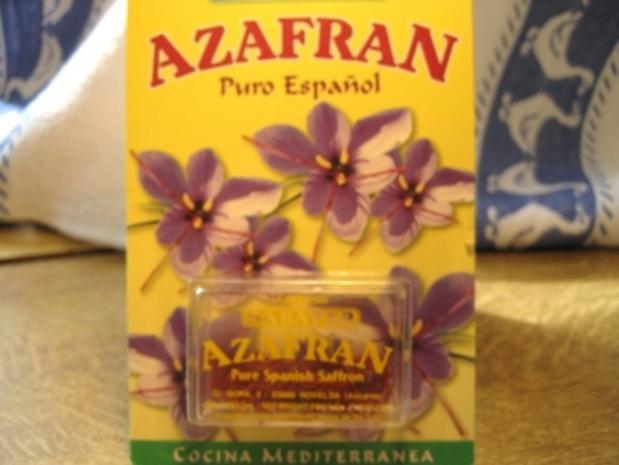 Safran-Reis ... - Rezept - Bild Nr. 2