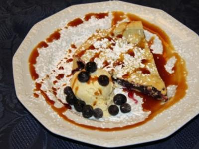 Blaubeeren-Pie - Rezept