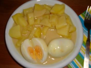 Saure Eier - Rezept