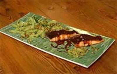 Honig-Glasierter Lachs - Rezept - Bild Nr. 9