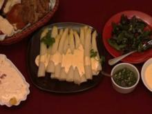 Tapas variadas und frisch gebackenes Kürbiskernbrot (Martin Semmelrogge) - Rezept
