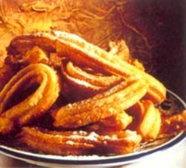 CHURROS ( spanisches Spritzgebäck ) - Rezept