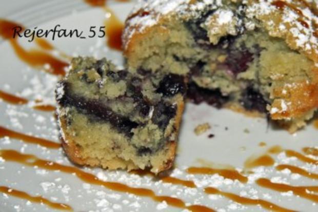 Blaubeermuffins mit Orangennote - Rezept - Bild Nr. 2