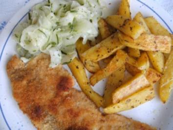Schnitzel nach Wiener Art - Rezept