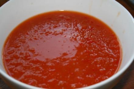 Soße: Bone Suckin' Sauce - Rezept