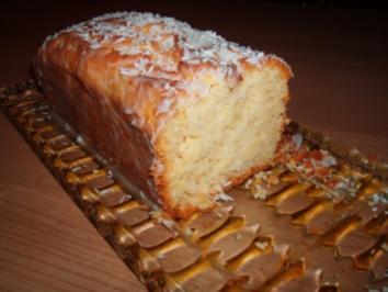 Ananas-Kokos-Kuchen - Rezept