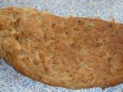 Italienisches Pizza-Kräuter-Brot - Rezept