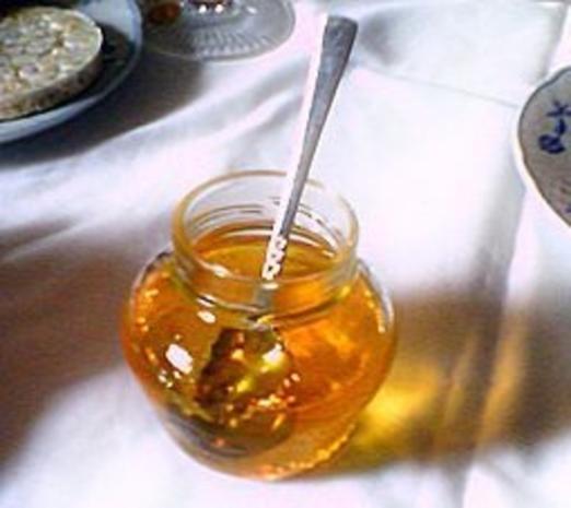 Löwenzahnhonig - Rezept
