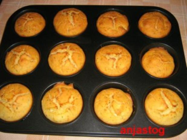 Käsemuffins - Rezept - Bild Nr. 3