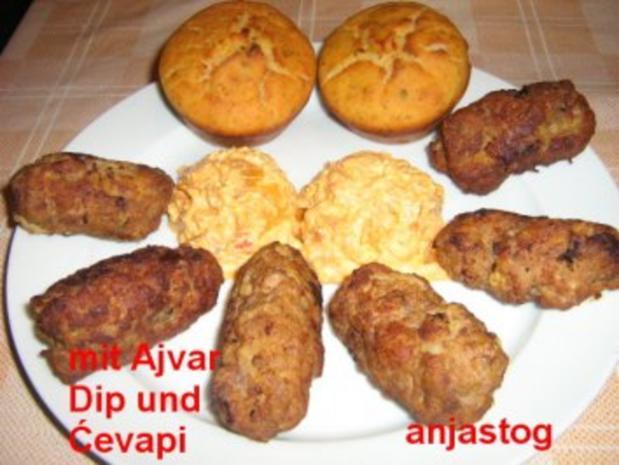Käsemuffins - Rezept - Bild Nr. 7