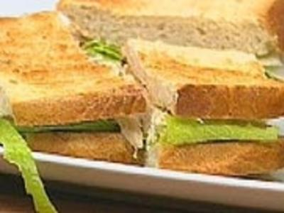 Caesar Sandwich - Rezept