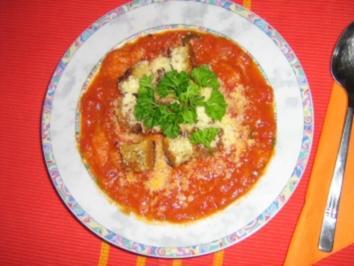 Rosas Tomaten-Brot-Suppe - Rezept
