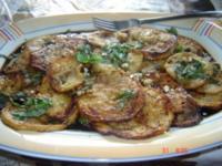 Auberginen Antipasti - Rezept
