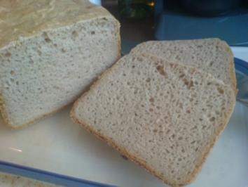 Brot - Roggen-Buttermilch-Brot für den BBA - Rezept