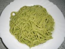 Spinat-Pecannuss-Pesto - Rezept