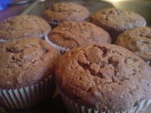 """Muffins """"Schokokuss"""" - Rezept"""