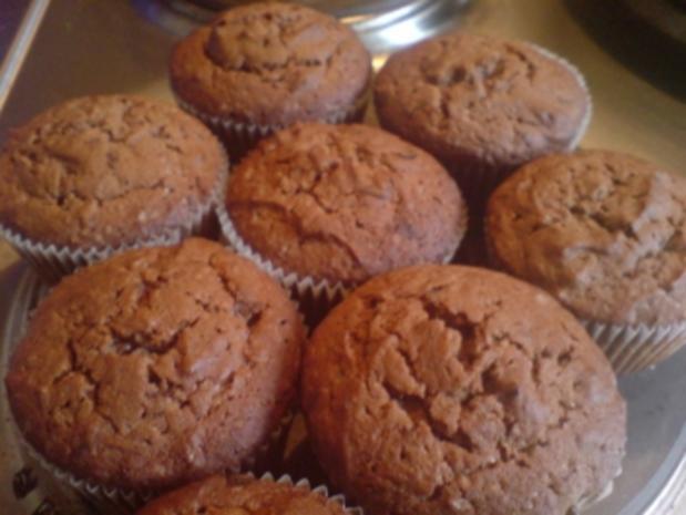 """Muffins """"Schokokuss"""" - Rezept - Bild Nr. 4"""
