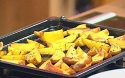 Kartoffelecken - Rezept - Bild Nr. 9