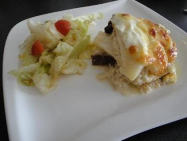 Käse - Birne - Auflauf - Rezept - Bild Nr. 6