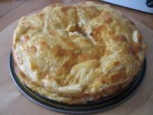 Fleisch Torte - Rezept