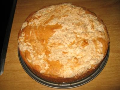 Johannisbeer-Kokos-Kuchen - Rezept