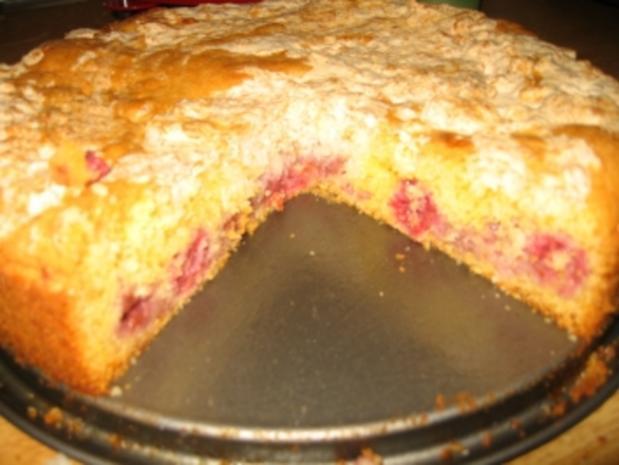 Johannisbeer-Kokos-Kuchen - Rezept - Bild Nr. 2