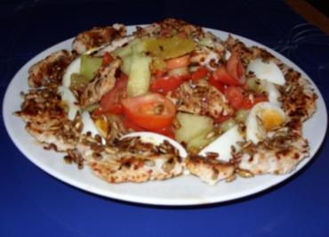 Linda´s Sonntags-Gourmetsalat - Rezept
