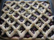 Kirschen hinter Gittern - Rezept