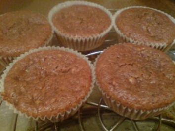 """Muffins """"Nougat"""" - Rezept"""