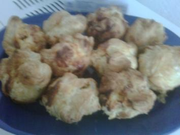 Rezept: Schinken-Käse-Muffins