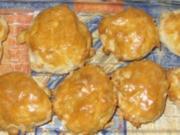 "Plätzchen - Pancitos ricos (""leckere kleine Brote"") - Rezept"