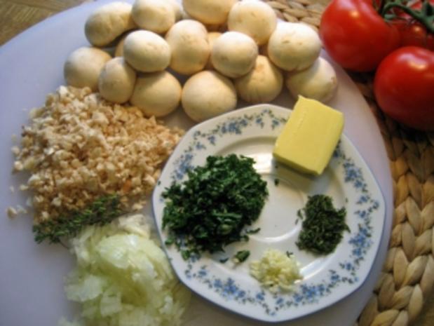 Schnelle pilz pfanne einfach schnell und gut rezept for Kochen schnell und gut