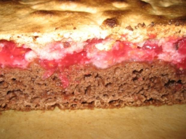 Träubleskuchen mit Baiser - Rezept - Bild Nr. 6