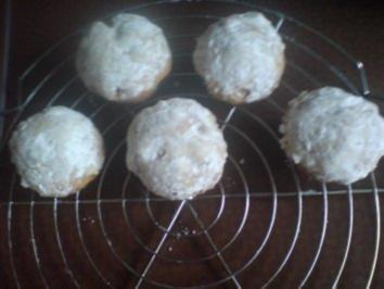 """Muffins """"Kleine Stollen"""" - Rezept"""