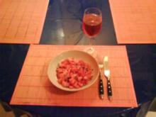 Salat: Tomatensalat - Rezept