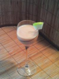 Versenkte Himbeere - Rezept