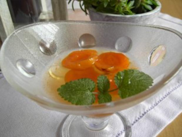 B`soffene Marille ( Aprokose) - Rezept - Bild Nr. 4