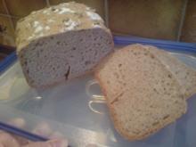 Brot - Mischbrot mit Kernen für den BBA - Rezept