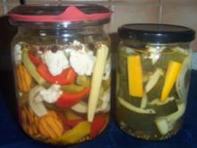 Mixed Pickles - Rezept