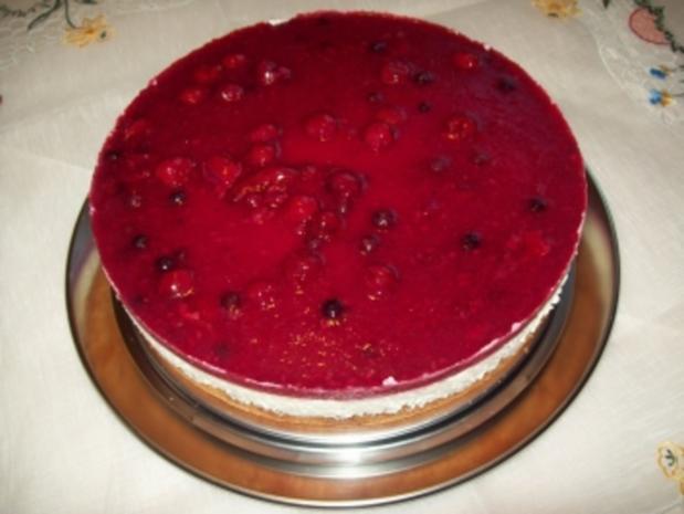 rote gr tze torte rezept mit bild. Black Bedroom Furniture Sets. Home Design Ideas