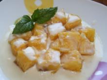 Honig-Ananas - Rezept