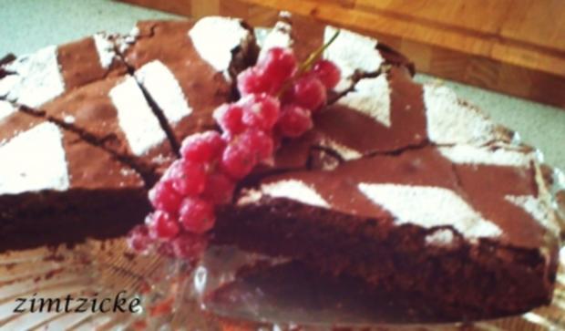 schneller Schokoladenkuchen - Rezept - Bild Nr. 3