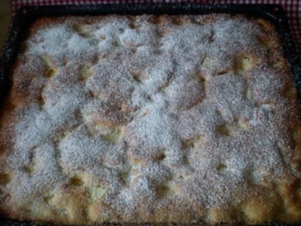 Apfelkuchen von Oma - Rezept