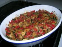 Mediterrraner Gnocchi-Auflauf - Rezept