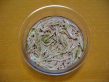 Lyoner-Fleischsalat - Rezept