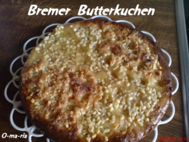 Kuchen  Bremer Butterkuchen - Rezept - Bild Nr. 10